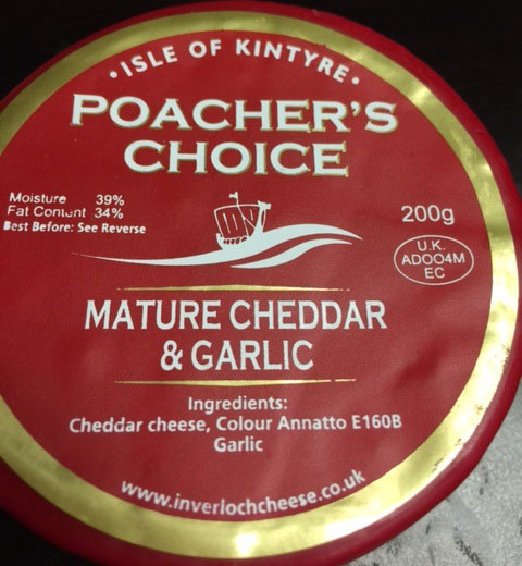 Isle of Kintyre - Poacher's Choice - 200 gram