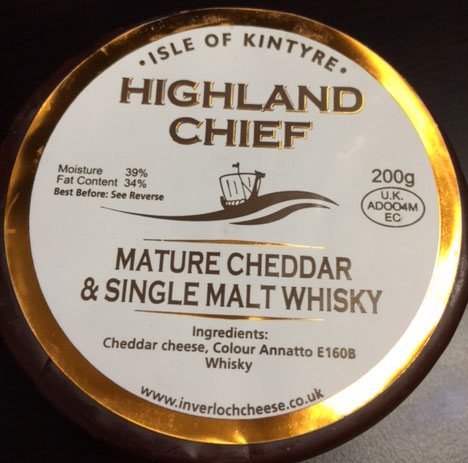 Isle of Kintyre - Highland Chief - 200 gram