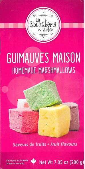 Homemade Marshmallows – Fruit Flavors