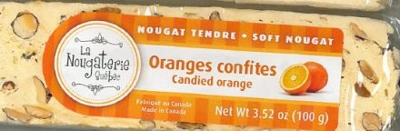Soft Nougat – Candied Orange