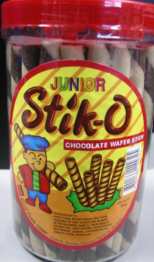 Chocolate Wafer Stick - 380 grams