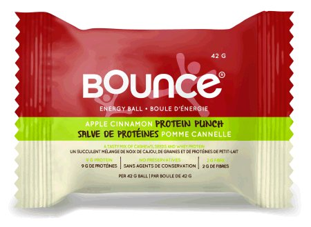 Apple Cinnamon Protein Punch Energy Ball - 42 grams