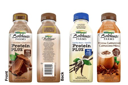 Bolthouse Farms brand protein beverages