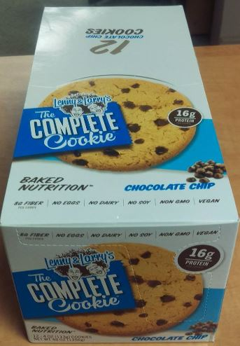 Lenny and Larry's The Complete Cookie - 1356 grammes
