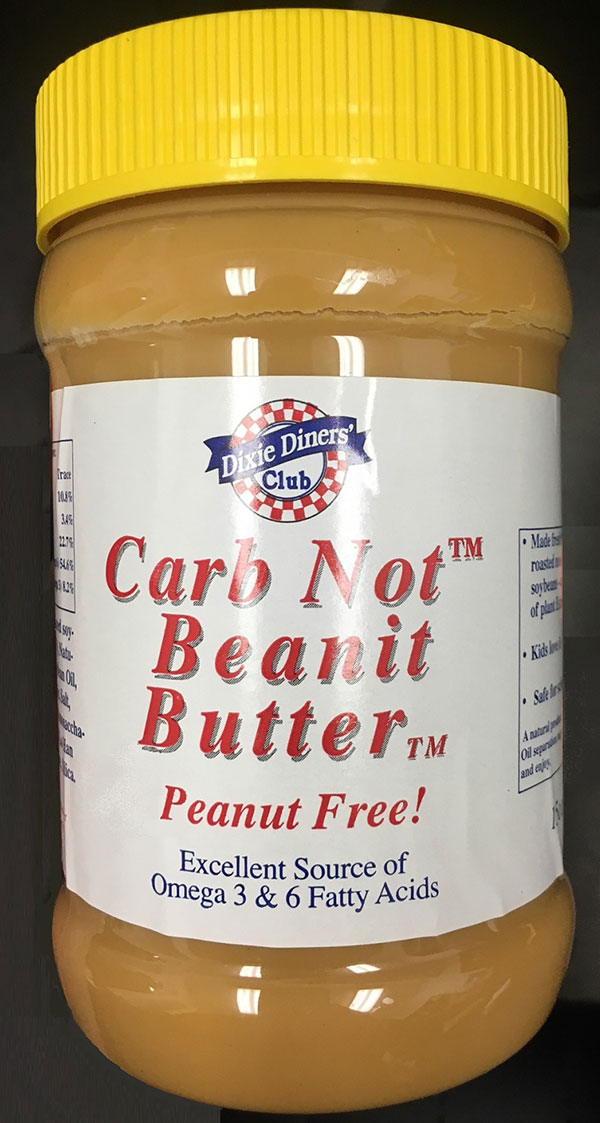 « Carb Not Beanit Butter » - 15 onces