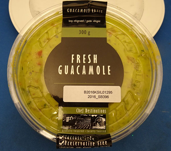 Chef Destinations: Fresh Guacamole: 300 gram