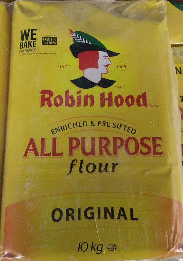 Robin Hood All Purpose Flour Original