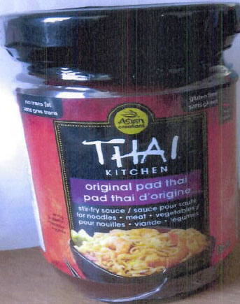 Thai Kitchen - Original Pad Thai Stir-fry Sauce - 236 millilitre