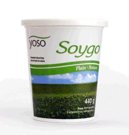 Soygo Fermented Cultured Soy - Plain