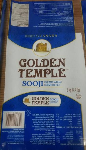 Golden Temple - Sooji Creamy Wheat