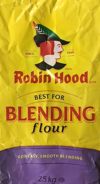 Best for Blending Flour - 2.5 kilograms