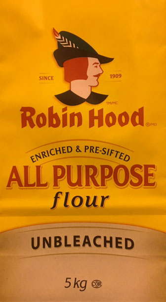All-Purpose-Flour,-Unbleached - 5 kilograms