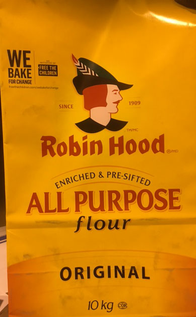 All Purpose Flour, Original - 10 kilograms