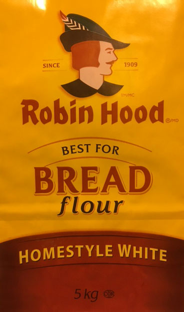 Best for Bread Flour Homestyle White - 5 kilograms