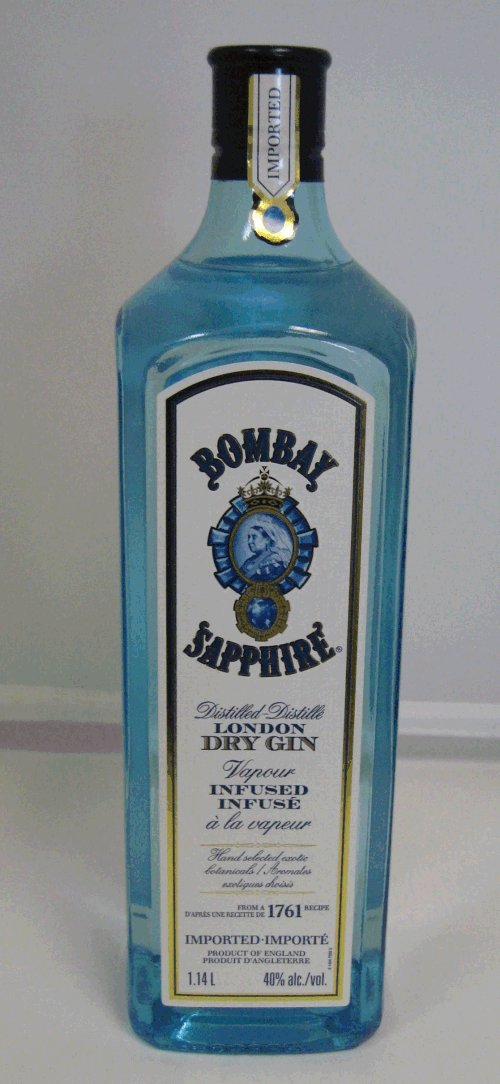 Bombay Sapphire - London Dry Gin
