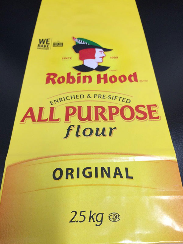Robin Hood brand All Purpose Flour Original 2.5 kilograms