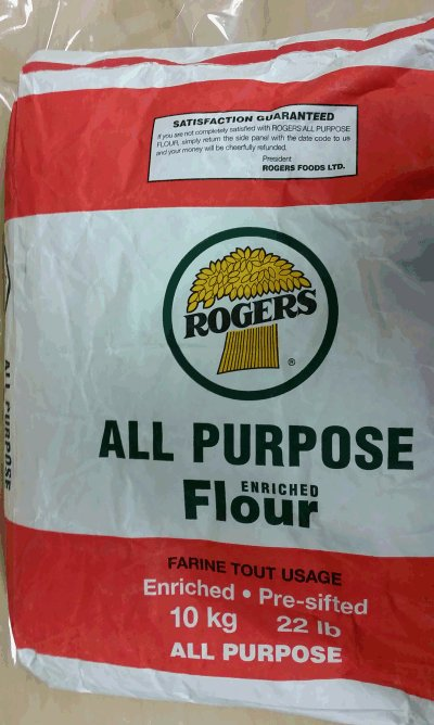 Rogers - « All Purpose Flour »