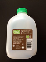 Island Farms - 1% Chocolate partly skimmed milk - 1 Litre