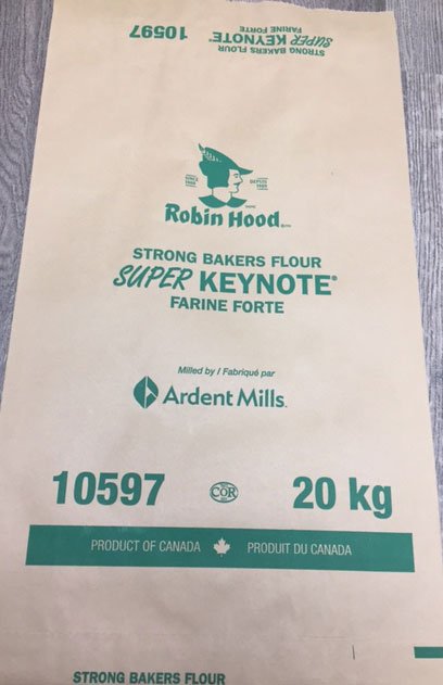 Super Keynote Strong Bakers Flour - 20 kilograms