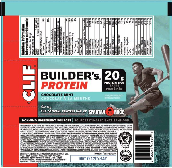 CONSUMER ALERT: Several Clif bars recalled