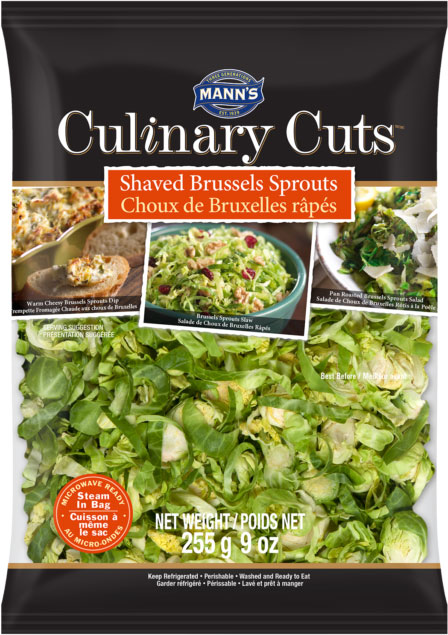 Mann's Culinary Cuts - Shaved Brussels Sprouts