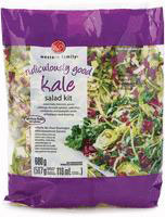 Western Family - « Kale Salad Kit »
