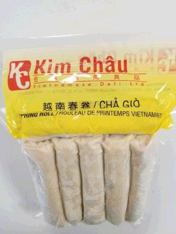Kim Châu - Rouleau de printemps vietnamien - blé
