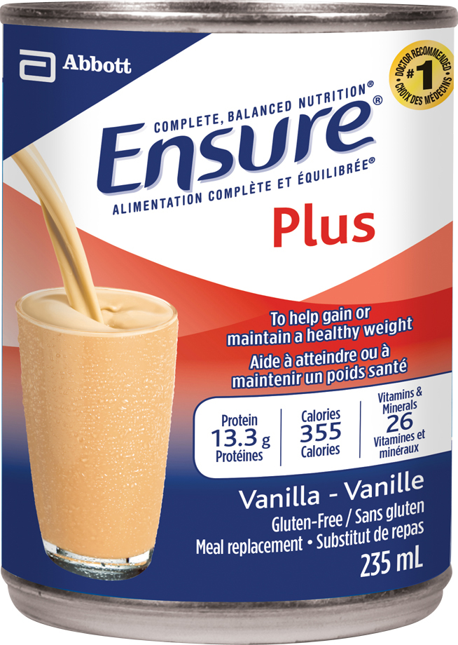 Ensure Plus Vanille