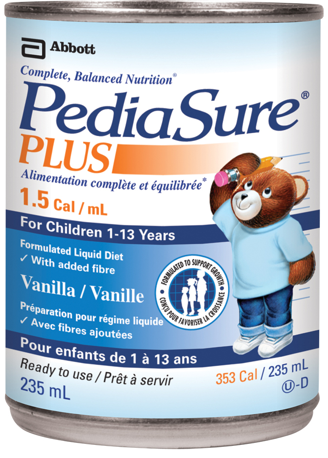 PediaSure Plus Vanilla