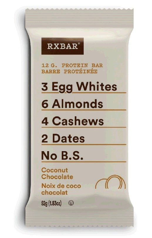 Protein Bar – Coconut Chocolate - 52 g
