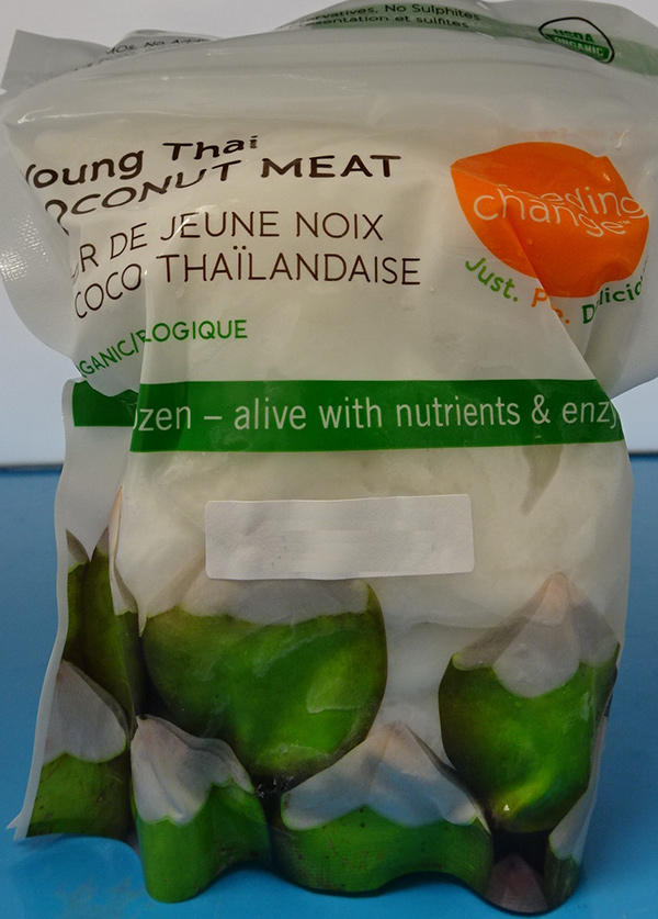 Feeding Change: Young Thai Coconut Meat - 454 grams