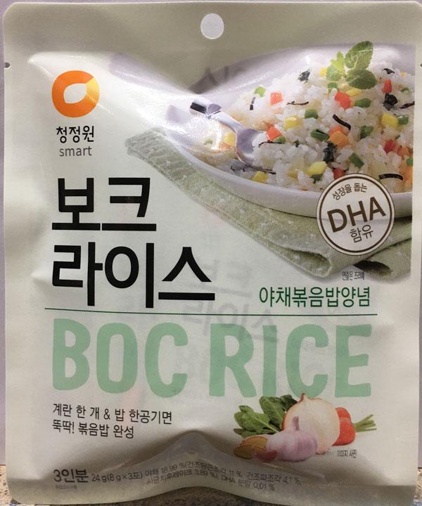 Daesang - Boc Rice (seasoning) - front