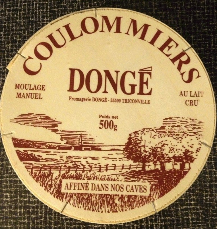 Dongé - Coulommiers