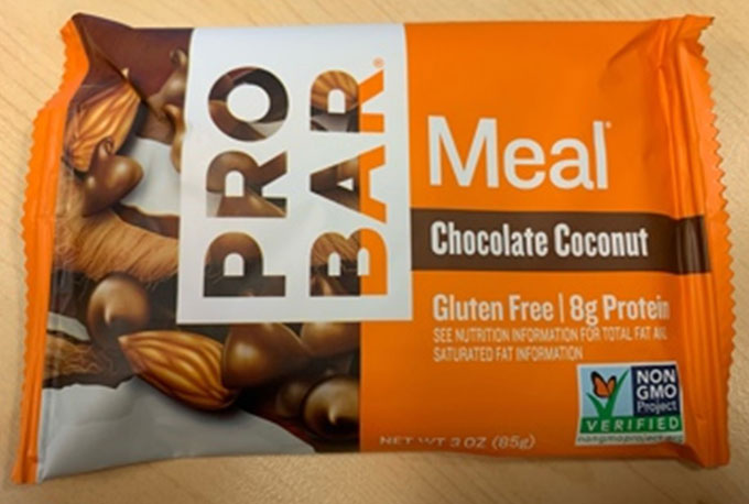 Probar Meal : Chocolate Coconut - 85g