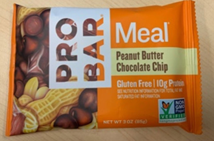 Probar Meal: Peanut Butter Chocolate Chip - 85g
