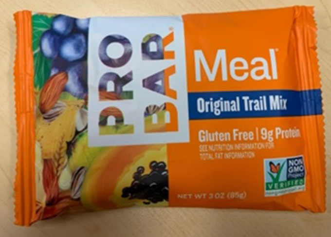 Probar Meal: Original Trail Mix - 85g