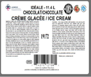Idéale - Chocolate Ice Cream