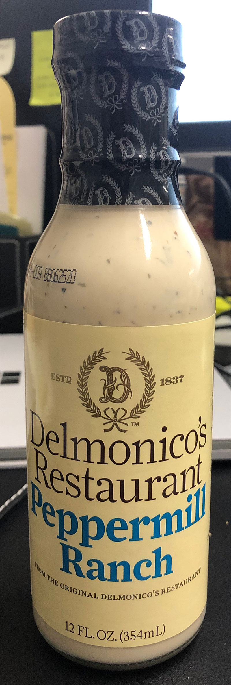 Delmonico's Restaurant: Peppermill Ranch - 354 ml