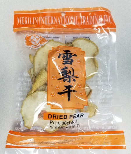 Merilin - Dried Pear