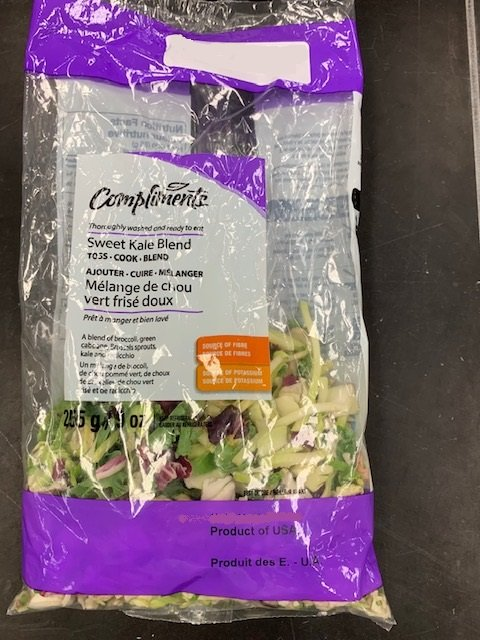 Compliments - Sweet Kale Blend