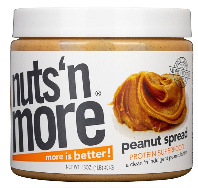 Nuts 'N More - Peanut Spread (Plain)