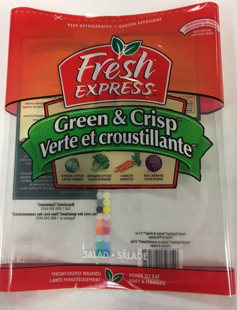 Fresh Express - Green & Crisp