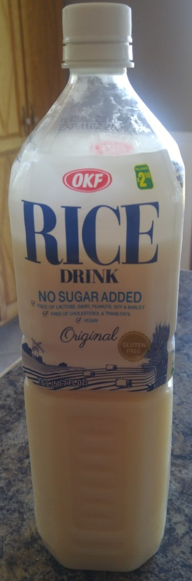 OKF - Rice Drink Original