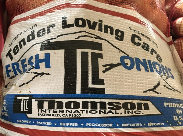 Tender Loving Care Onions