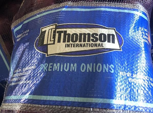 Thomson International Premium Onions 3