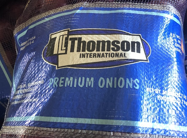 « Thomson International Premium Onions » 3
