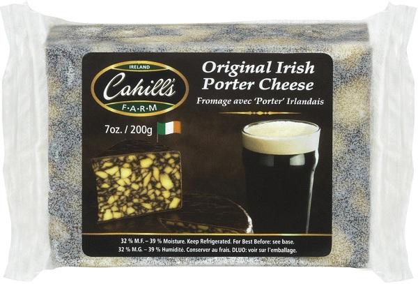 Cahill's – Original Irish Porter Cheese – 200 grams