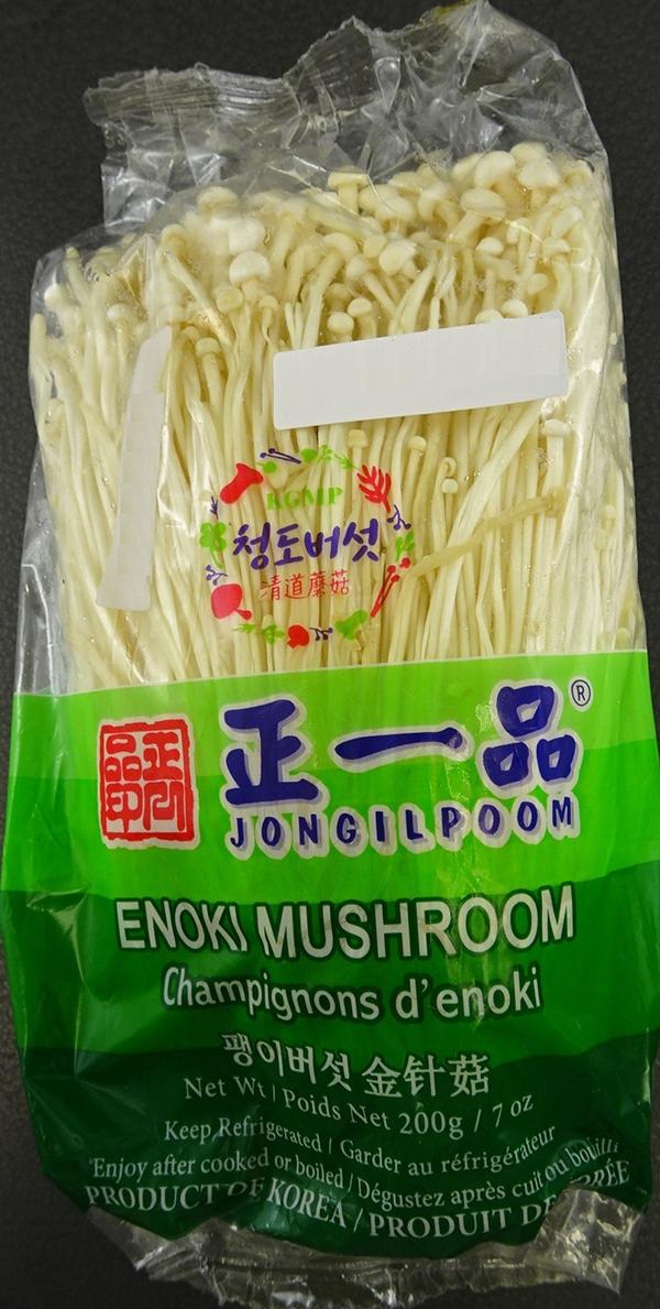Jongilpoom - Enoki Mushroom - front